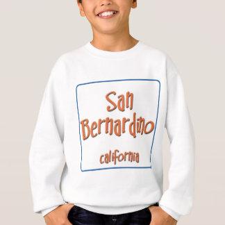 San Bernardino California BlueBox Sweatshirt
