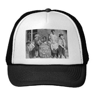 San Bernardino Community Chest - Vintage Trucker Hat