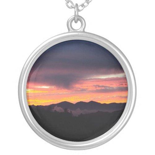 San Bernardino Mountain Necklace necklace