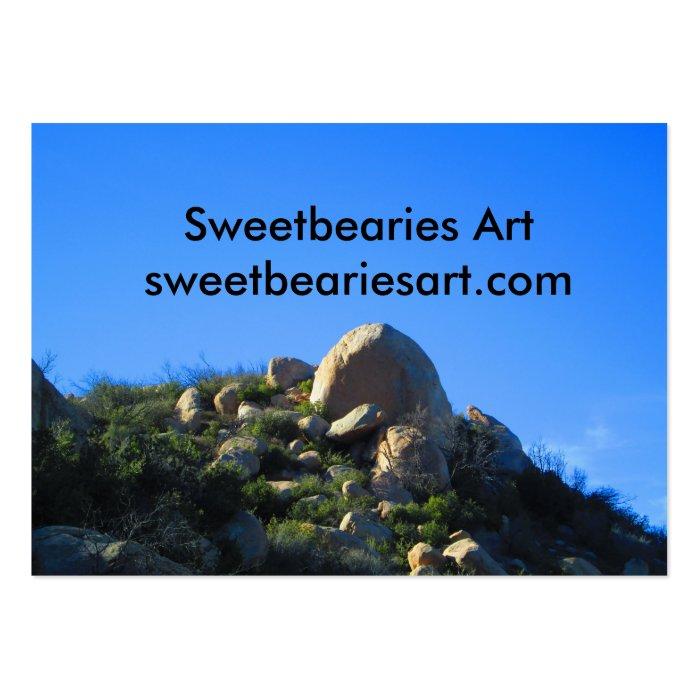 San Bernardino Mountains Business Card