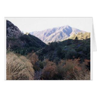 San Bernardino Mountains Cards