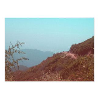 San Bernardino Mountains Card