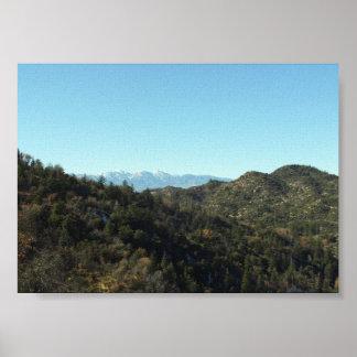 San Bernardino Mountains Posters