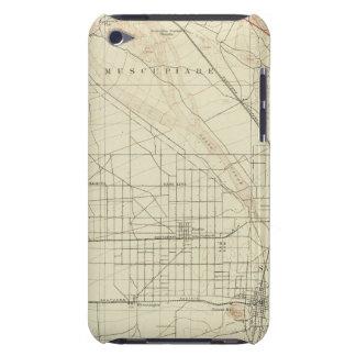 San Bernardino quadrangle showing San Andreas Rift Barely There iPod Covers