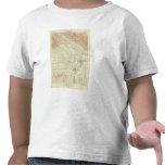 San Bernardino quadrangle showing San Andreas Rift Tshirts