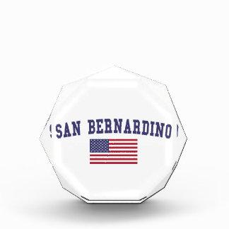 San Bernardino US Flag Award
