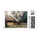 San Blas Islands, Panama WaterColor Stamps