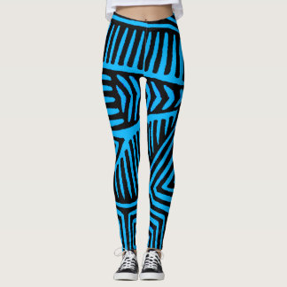San Blas Kuna Indian Leggings
