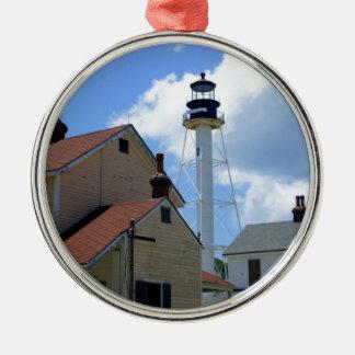 San Blas Light Metal Ornament