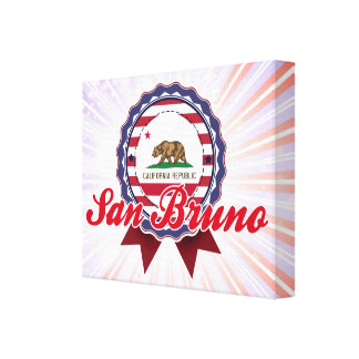 San Bruno, CA Impresión En Lona