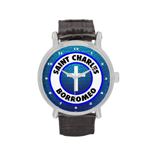 San Carlos Borromeo Relojes De Mano
