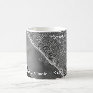 San Clemente - 1946, OOSURF.COM Classic White Coffee Mug