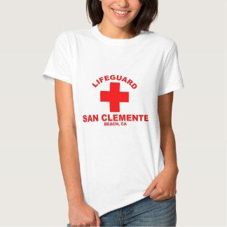 San Clemente Beach T-shirt