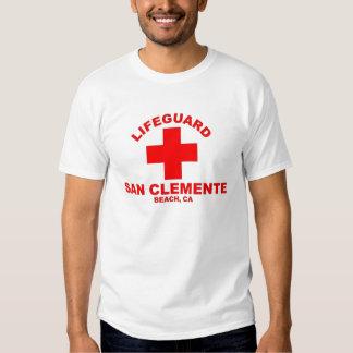 San Clemente Beach Tee Shirt