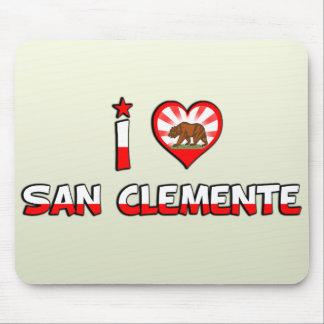 San Clemente, CA Alfombrillas De Ratón