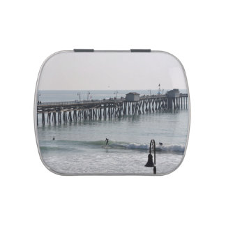 San Clemente California Jelly Belly Tins
