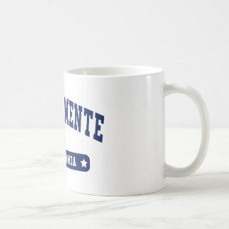 San Clemente California College Style tee shirts Classic White Coffee Mug