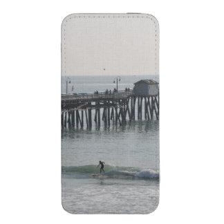 San Clemente California Funda Acolchada Para iPhone