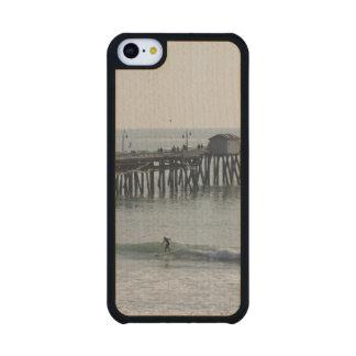 San Clemente California Funda De iPhone 5C Slim Arce