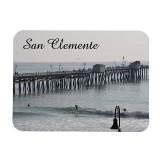 San Clemente California Magnet