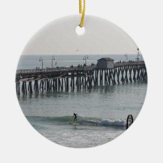 San Clemente California Christmas Ornament