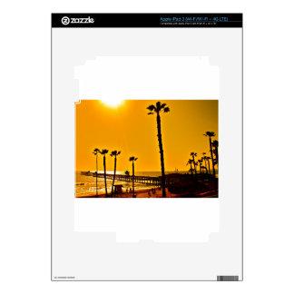 San Clemente, California iPad 3 Skins