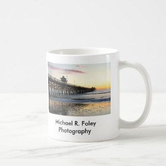 San Clemente Pier Mug