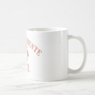 San Clemente Pink Girl Classic White Coffee Mug