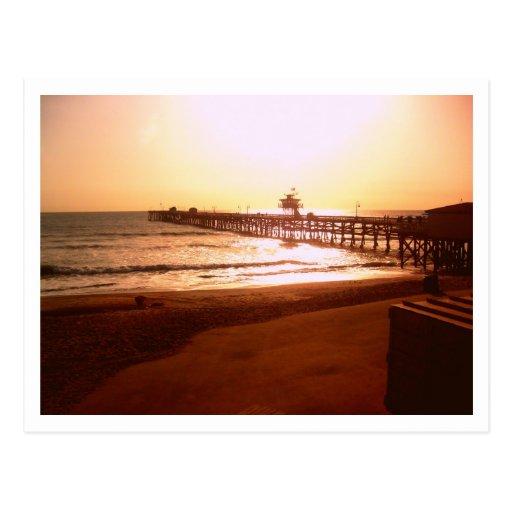 San Clemente Postcard