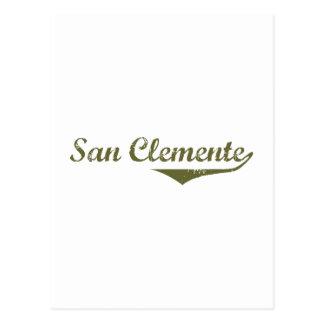 San Clemente  Revolution t shirts Postcard