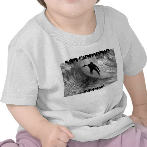 San Clemente Ripper T-shirts