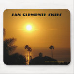 San Clemente Skies - Mouse Pad