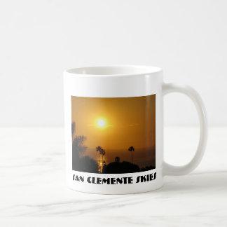 San Clemente Skies Mug