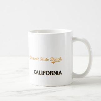 San Clemente State Beach California Classic Classic White Coffee Mug