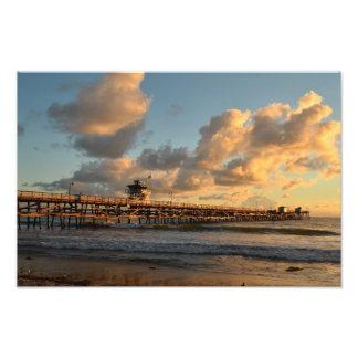 San Clemente Sunset Photo