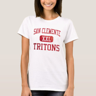 San Clemente Tritons Athletics T-Shirt