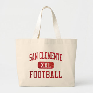 San Clemente Tritons Football Tote Bags