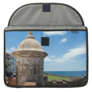 San Cristobal Fort Tower Sleeve For MacBook Pro