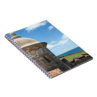 San Cristobal Fort Tower Journals