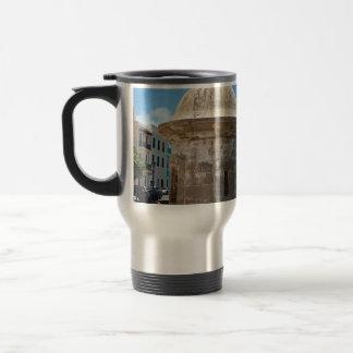 San Cristobal Fort Tower Travel Mug