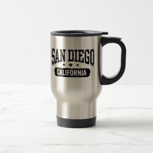 San Diego 15 Oz Stainless Steel Travel Mug