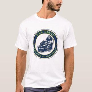 San Diego Armchair Quarterback Football Shirt