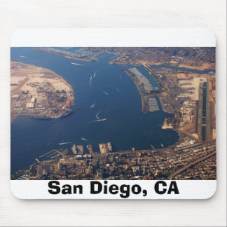San Diego at 10.5, San Diego, CA Mouse Pad