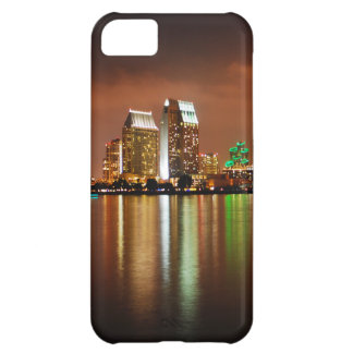 San Diego at Night Case For iPhone 5C