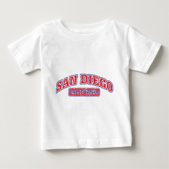 San Diego Athletic Baby T-Shirt