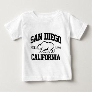 San Diego Baby T-Shirt