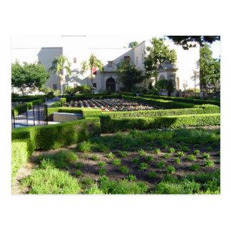 San Diego Balboa Park Postcard