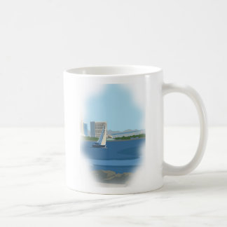 San Diego Bay Mug