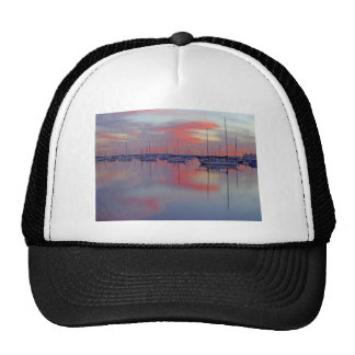 San Diego Bay Seen From The Airport Trucker Hat