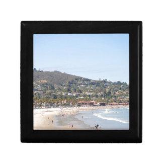 San Diego beach Gift Box